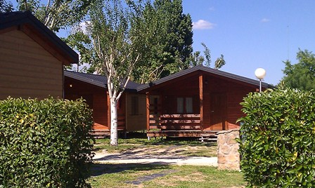 Camping Caravaning Bungalow Park El Escorial