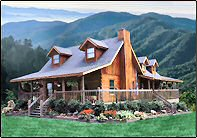 Photo of Twin Mountain Cabins Pigeon Forge