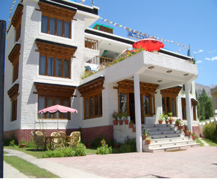 Hotel Holiday Ladakh