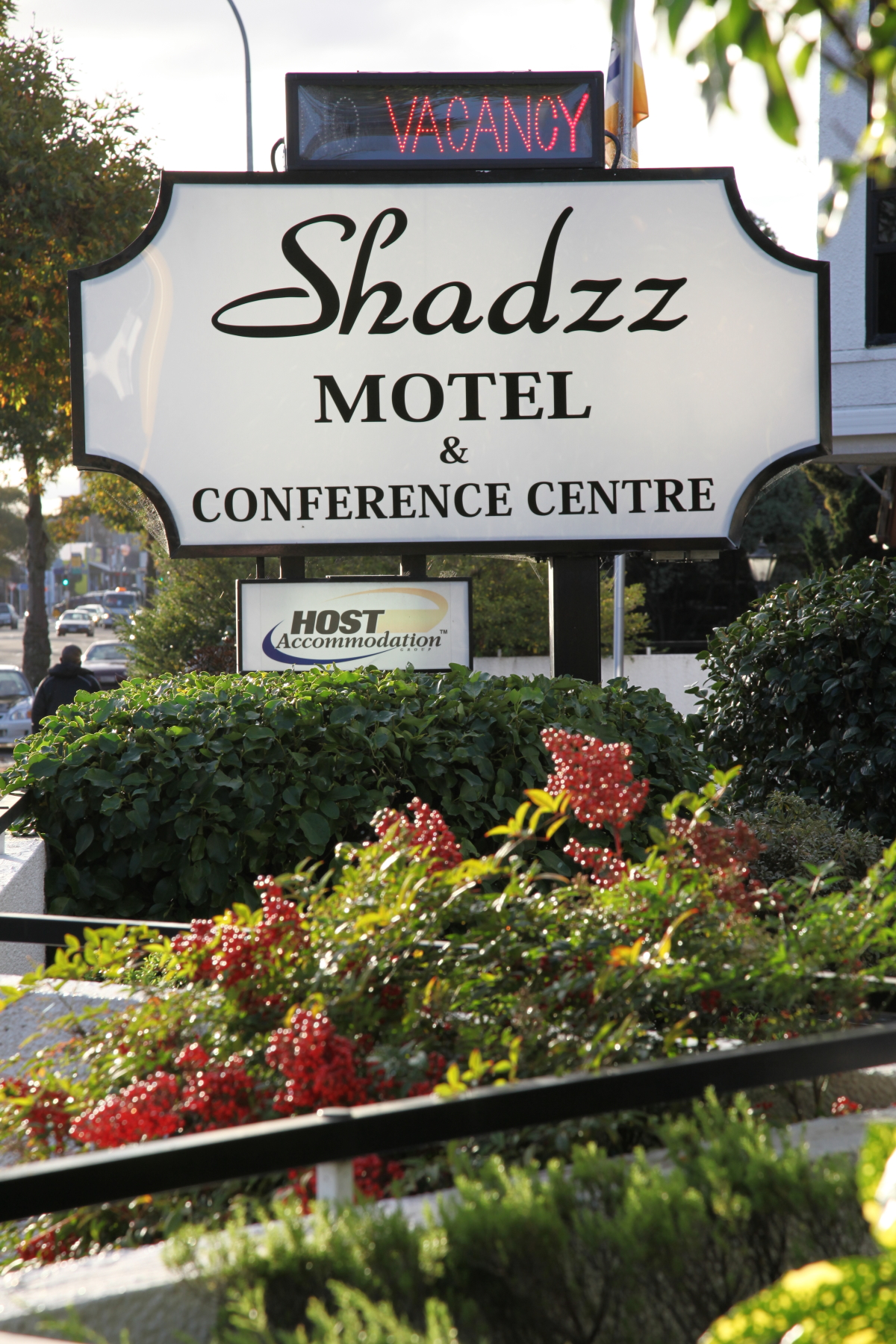 Shadzz Motel & Conference Centre