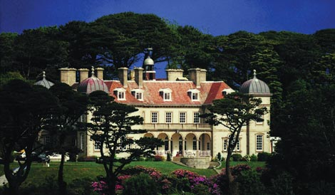 Fowey Hall