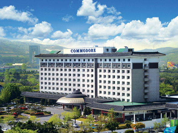 Commodore Hotel Gyeongju