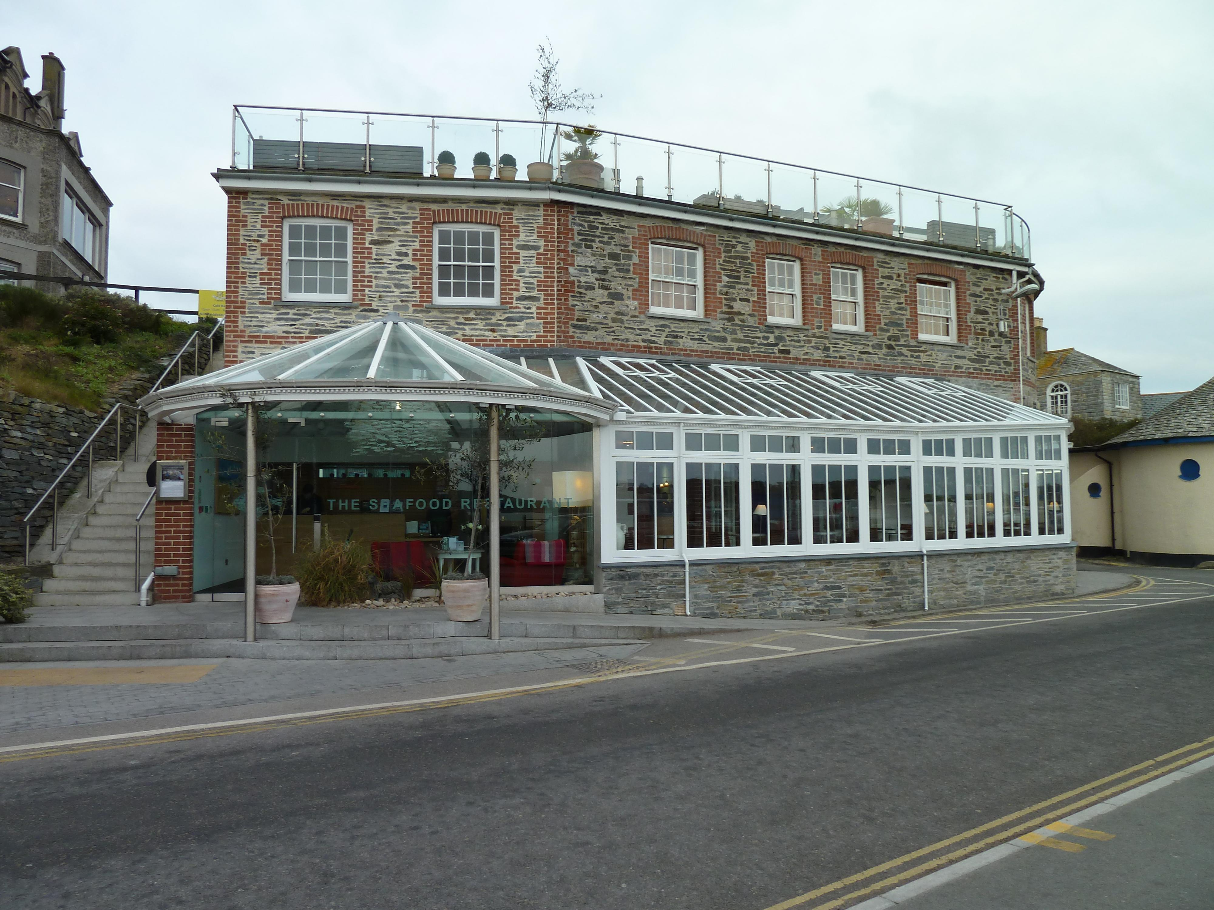 The Seafood Restaurant Accommodation