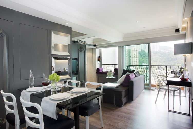 V Causeway Bay 2 Serviced Apartments
