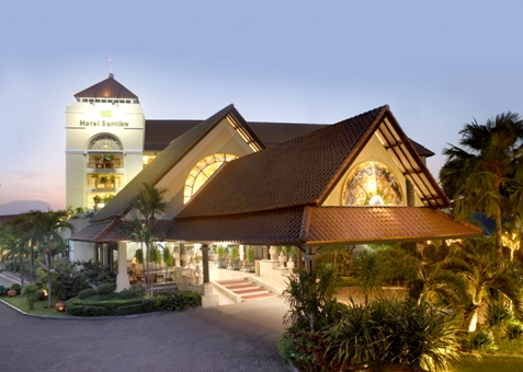 Hotel Santika Cirebon