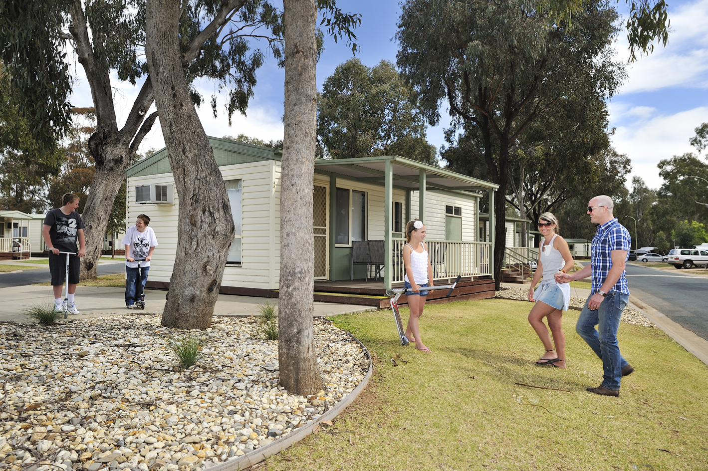 Echuca Holiday Park