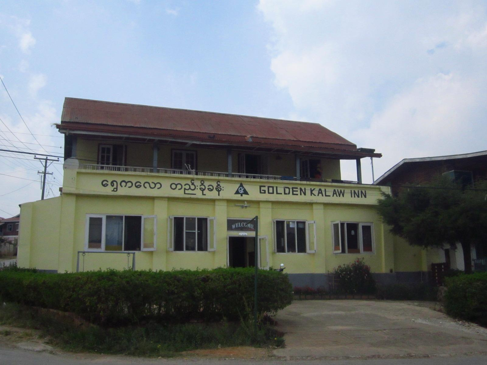 Golden Kalaw Inn