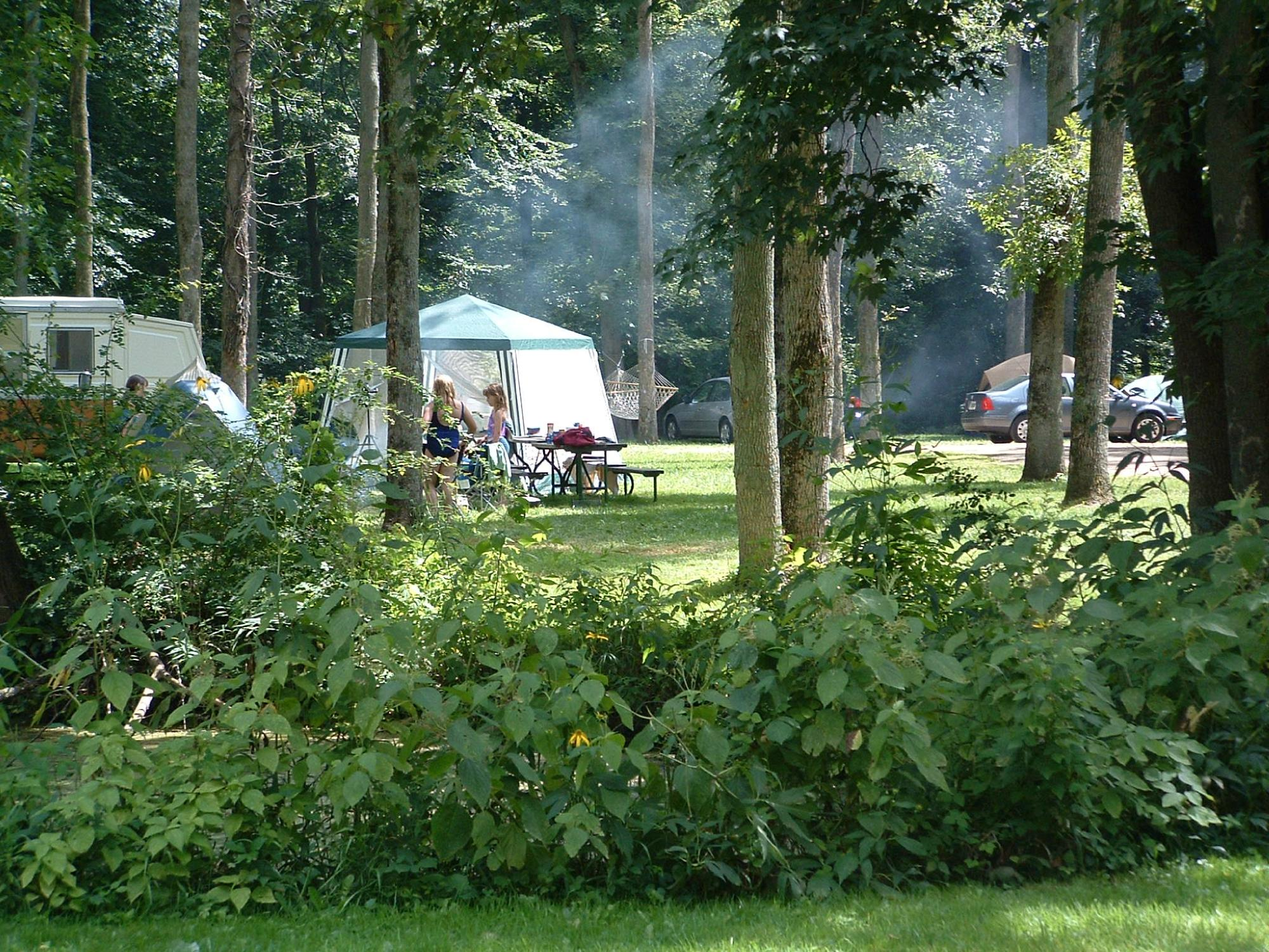Eby's Pines Campground