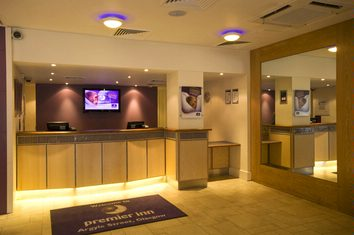 Premier Inn Glasgow City Centre - Argyle St