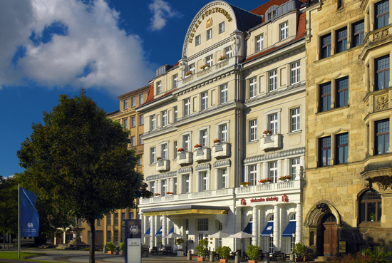 Hotel Fuerstenhof, Leipzig