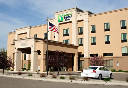 Holiday Inn Express and S