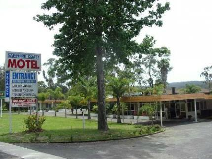 Sapphire Coast Motel