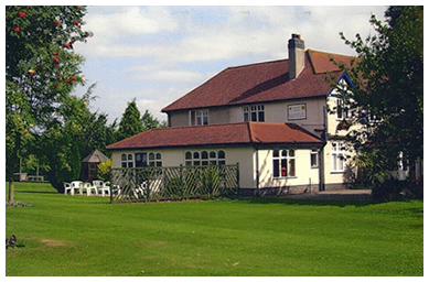 Burton Lodge Hotel