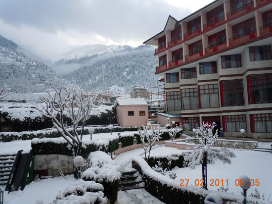 ‪Manali - White Mist, A Sterling Holidays Resort‬