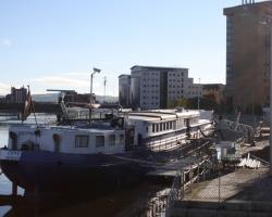 Lagan Legacy's The Belfast Barge