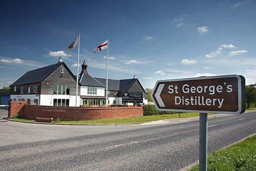 St. George's Distillery
