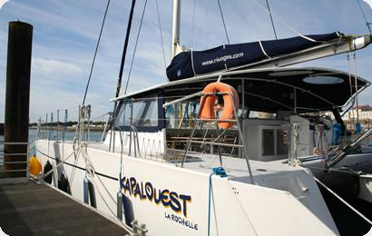 Kapalouest Catamaran