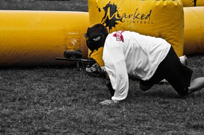 Marked Paintball & Laser Tag