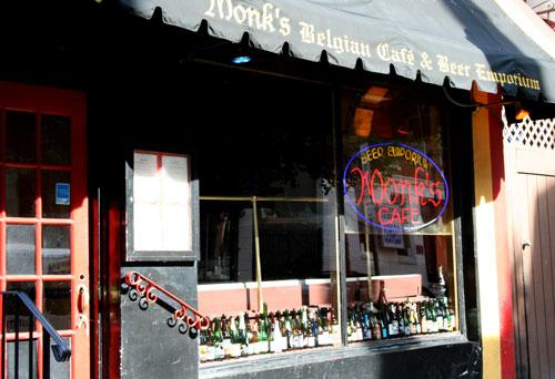 Monk's Cafe