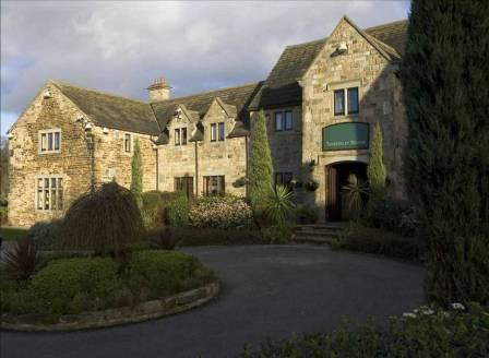 ‪Tankersley Manor Hotel - QHotels‬