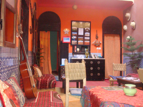 Hostel Riad Mama Marrakech