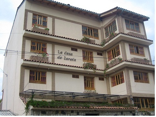 La Casa de Zarela
