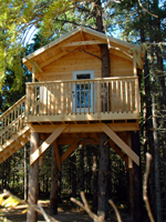 Camping Miramichi - A Treehouse Resort