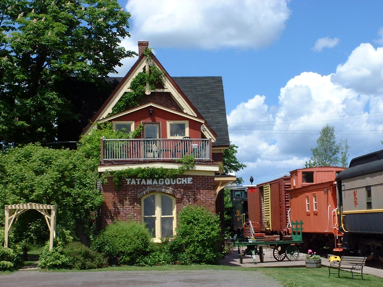 Train Station Inn