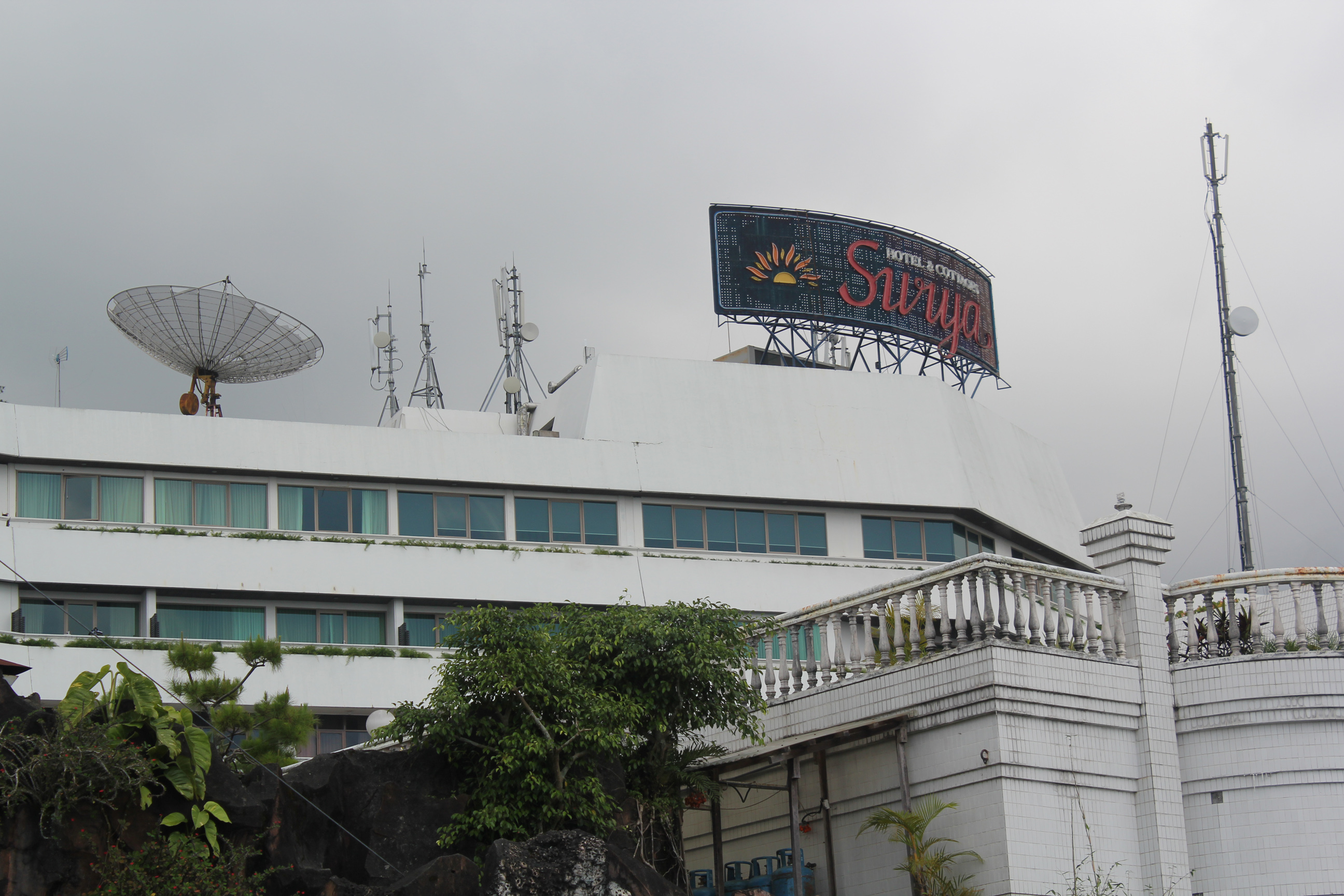 Surya Hotel and Cottages