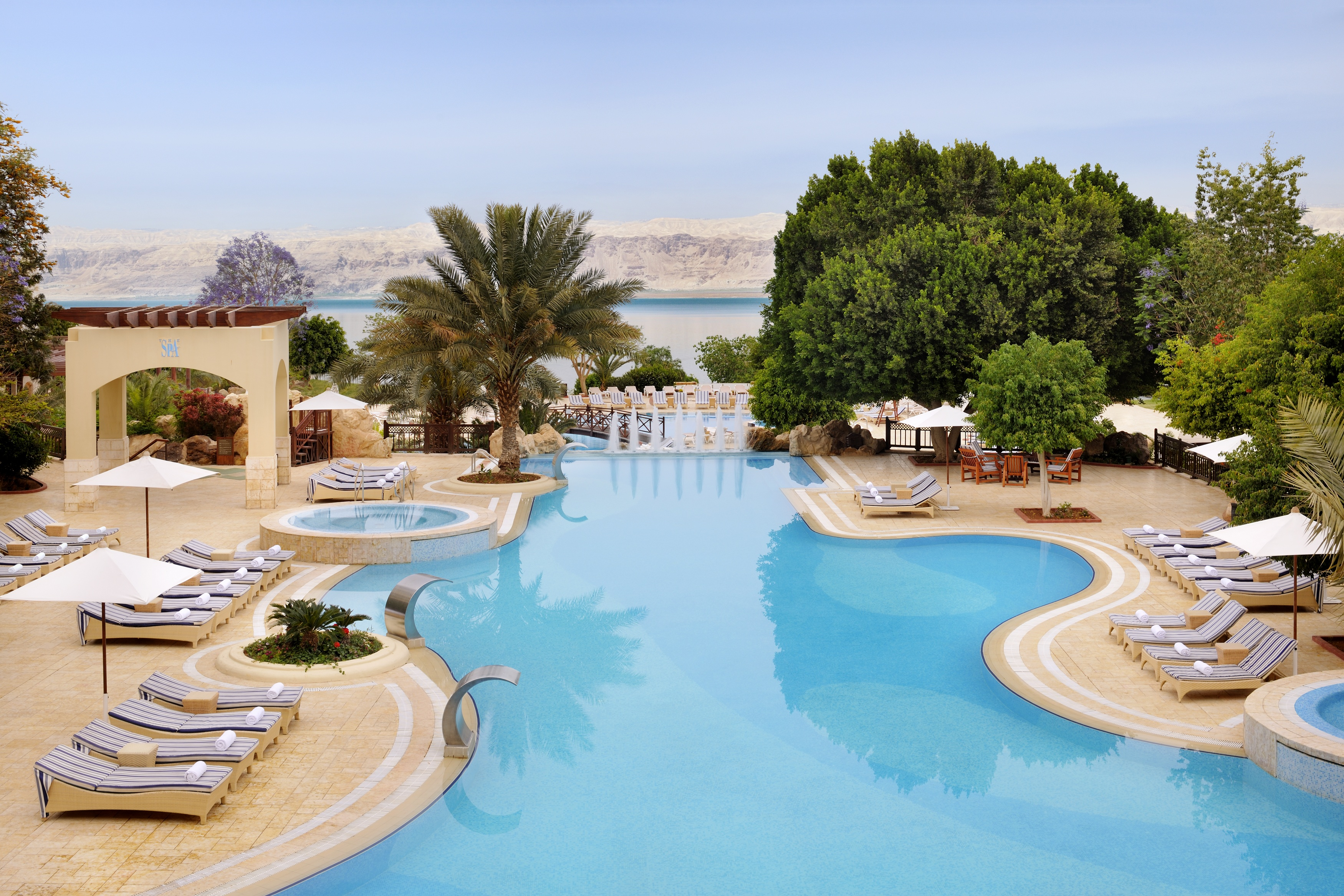 Jordan Valley Marriott Dead Sea Resort & Spa