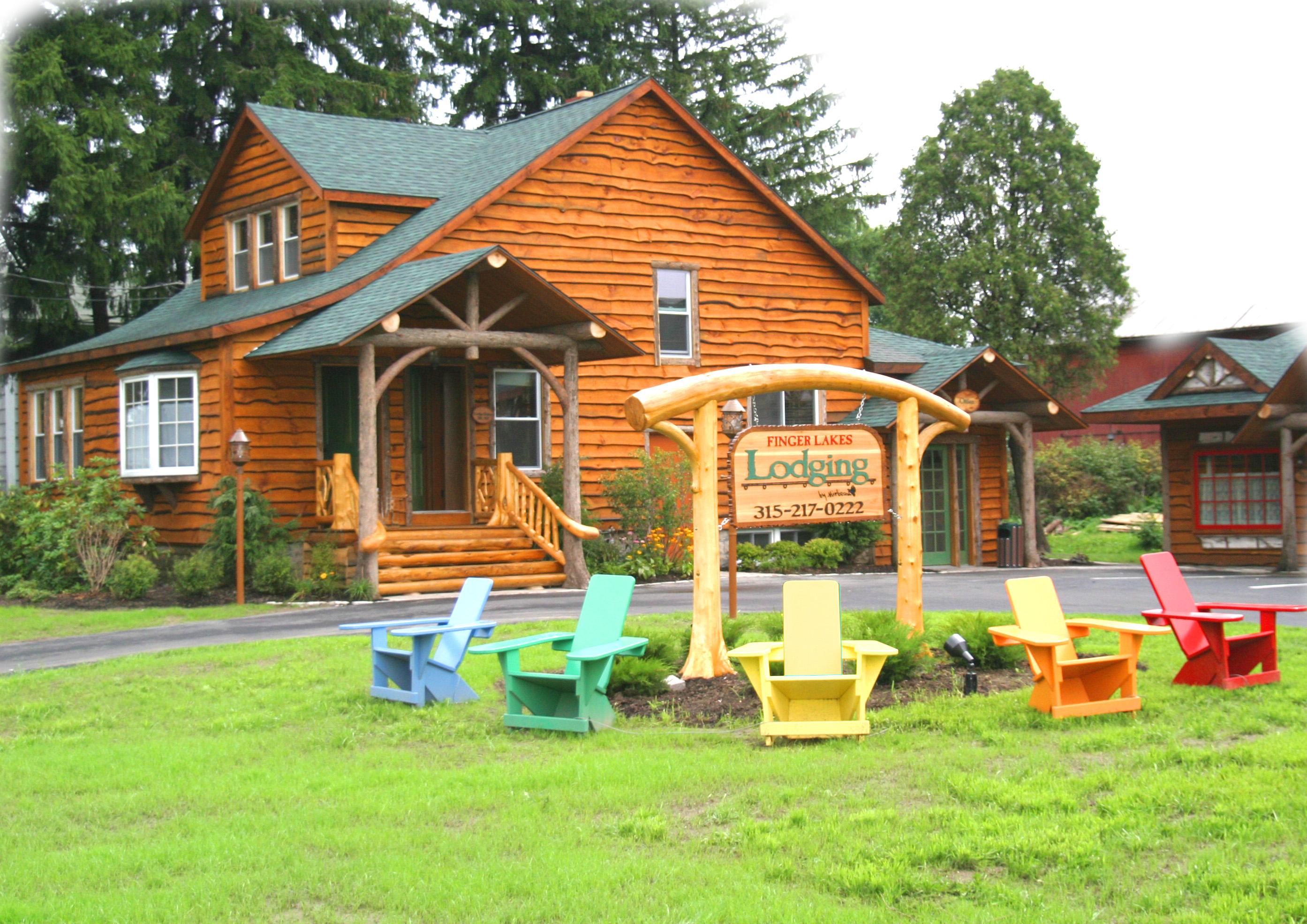 Finger Lakes Lodging