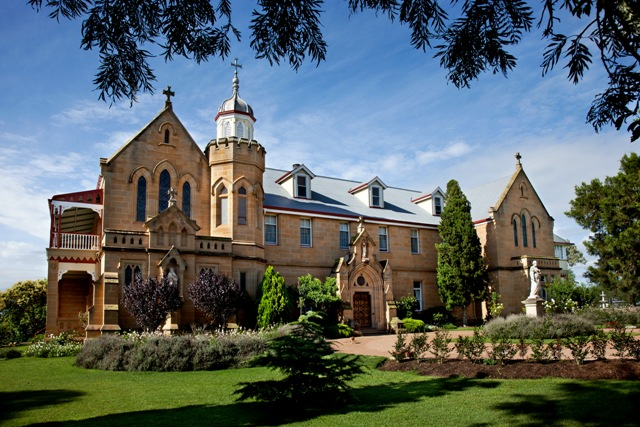 Abbey of the Roses