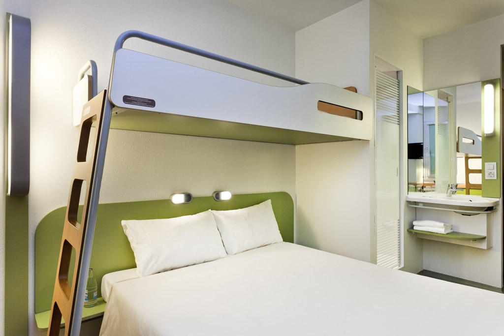 Ibis Budget Antwerpen City Central Station