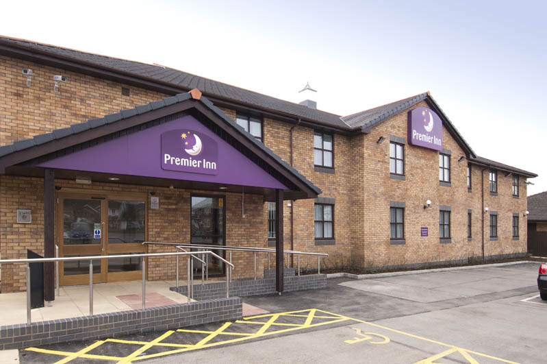Premier Inn Llanelli Central West