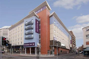 ‪Premier Inn Sheffield City Centre Angel St‬