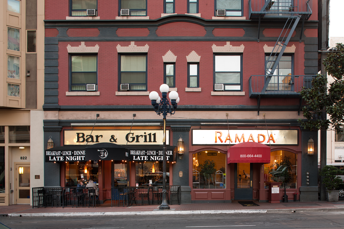 ‪Ramada Gaslamp/Convention Center‬