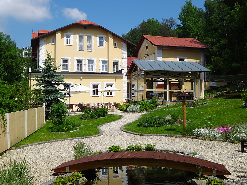 SwissHouse Apartments & Spa