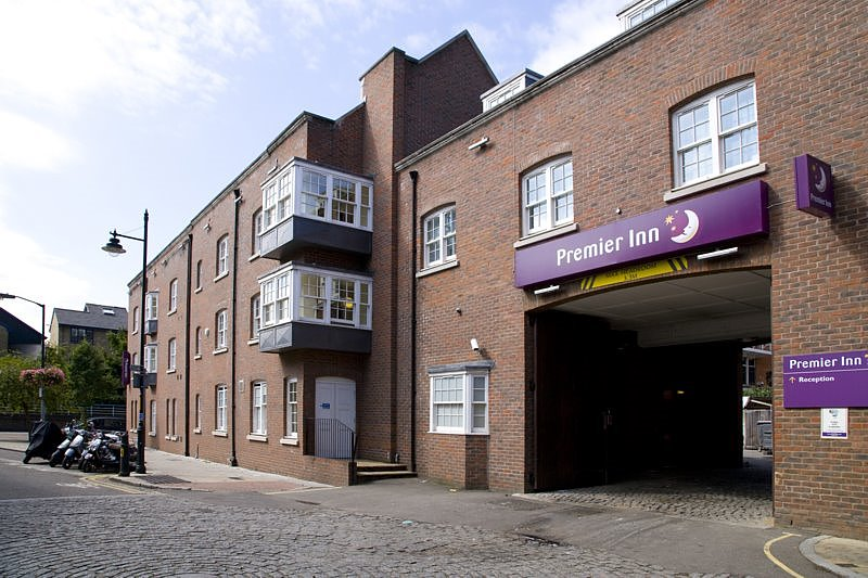 Premier Inn London Southwark - Borough Market