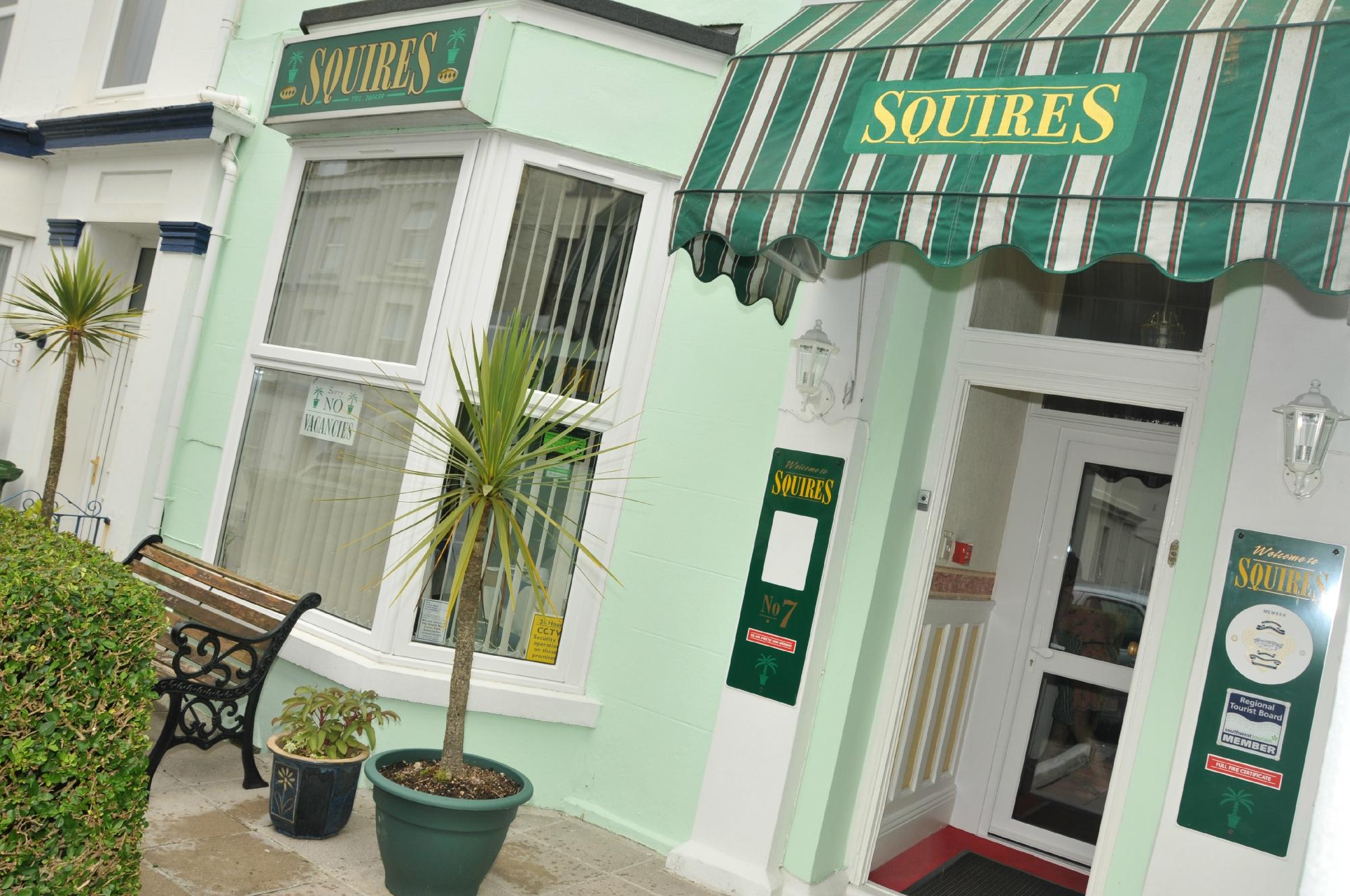 Squires Guest House