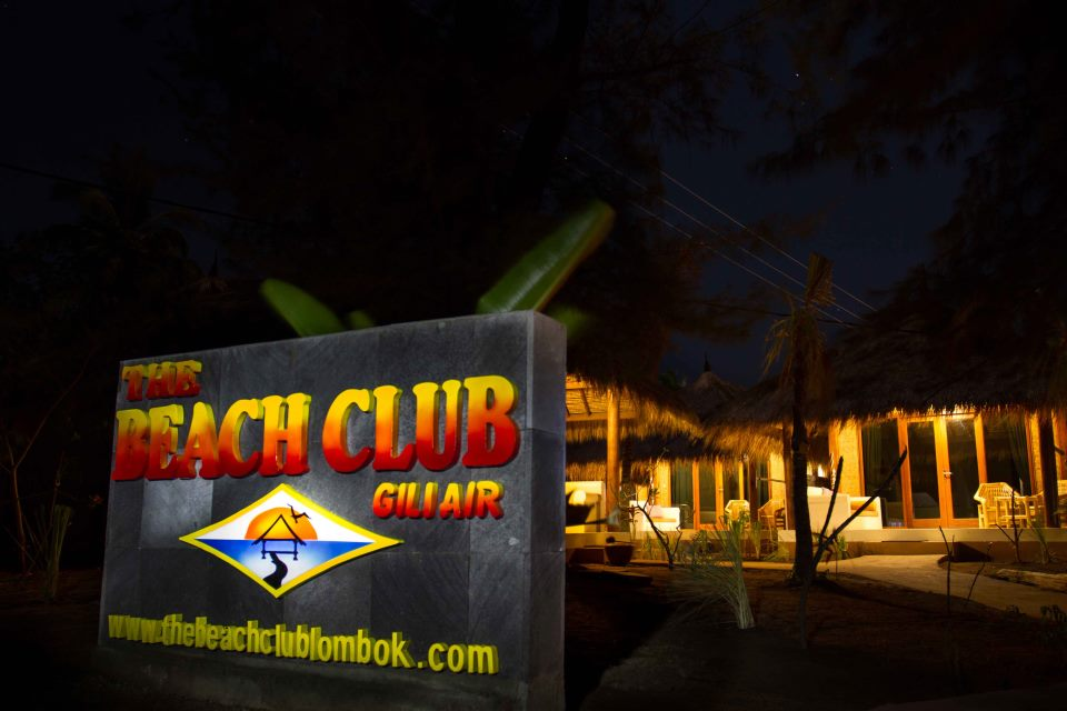 The Beach Club Gili Air
