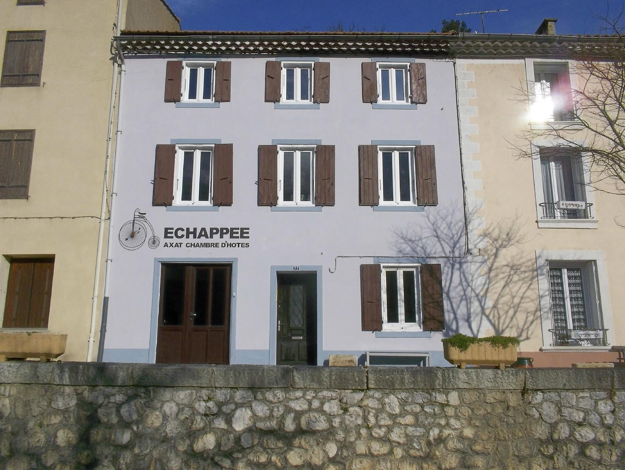 Echappee Axat Chambre D'Hotes
