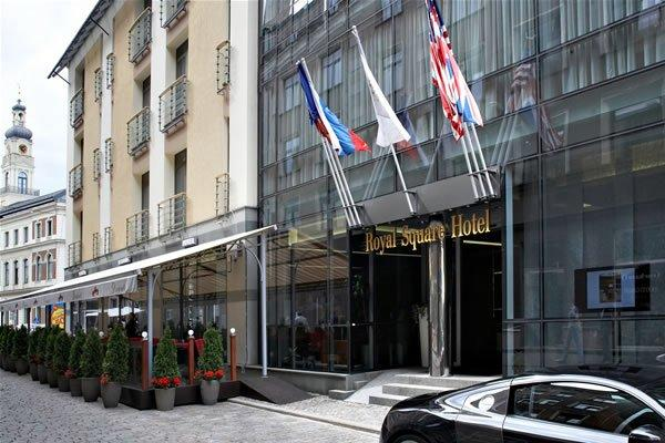 Гостиница Royal Square Hotel & Suites