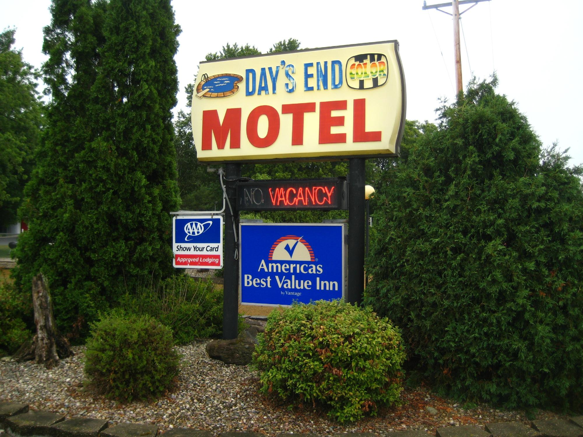 Americas Best Value Day's End Motel