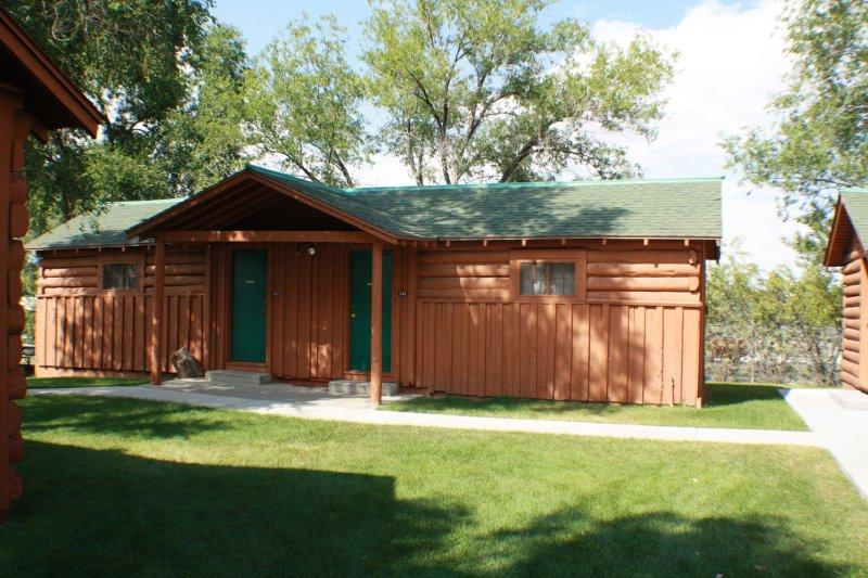 Buffalo Bill Cabin Village