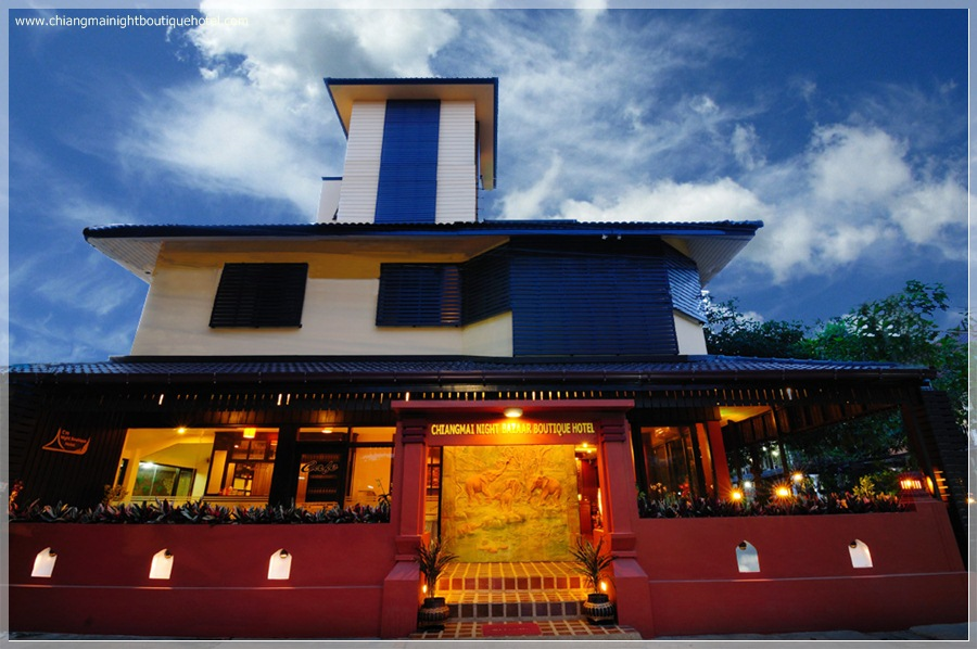 Chiangmai Night Bazaar Boutique Hotel
