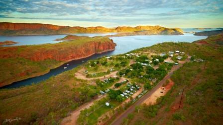 Lake Argyle Resort &am