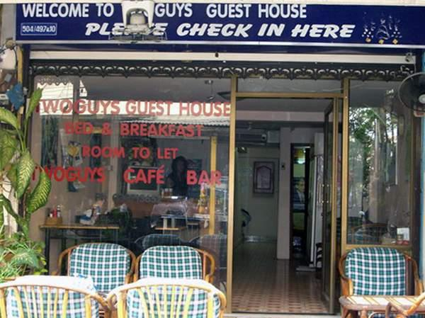 Two Guys Guesthouse