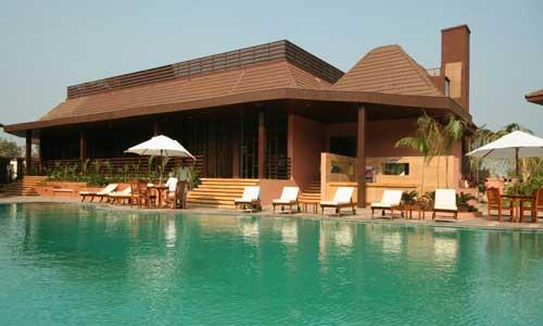 The Golden Crown Hotels & Spa Colva