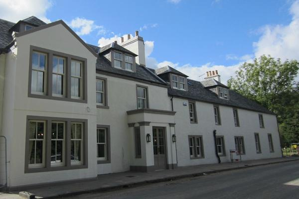 Loch Lomond Arms Hotel