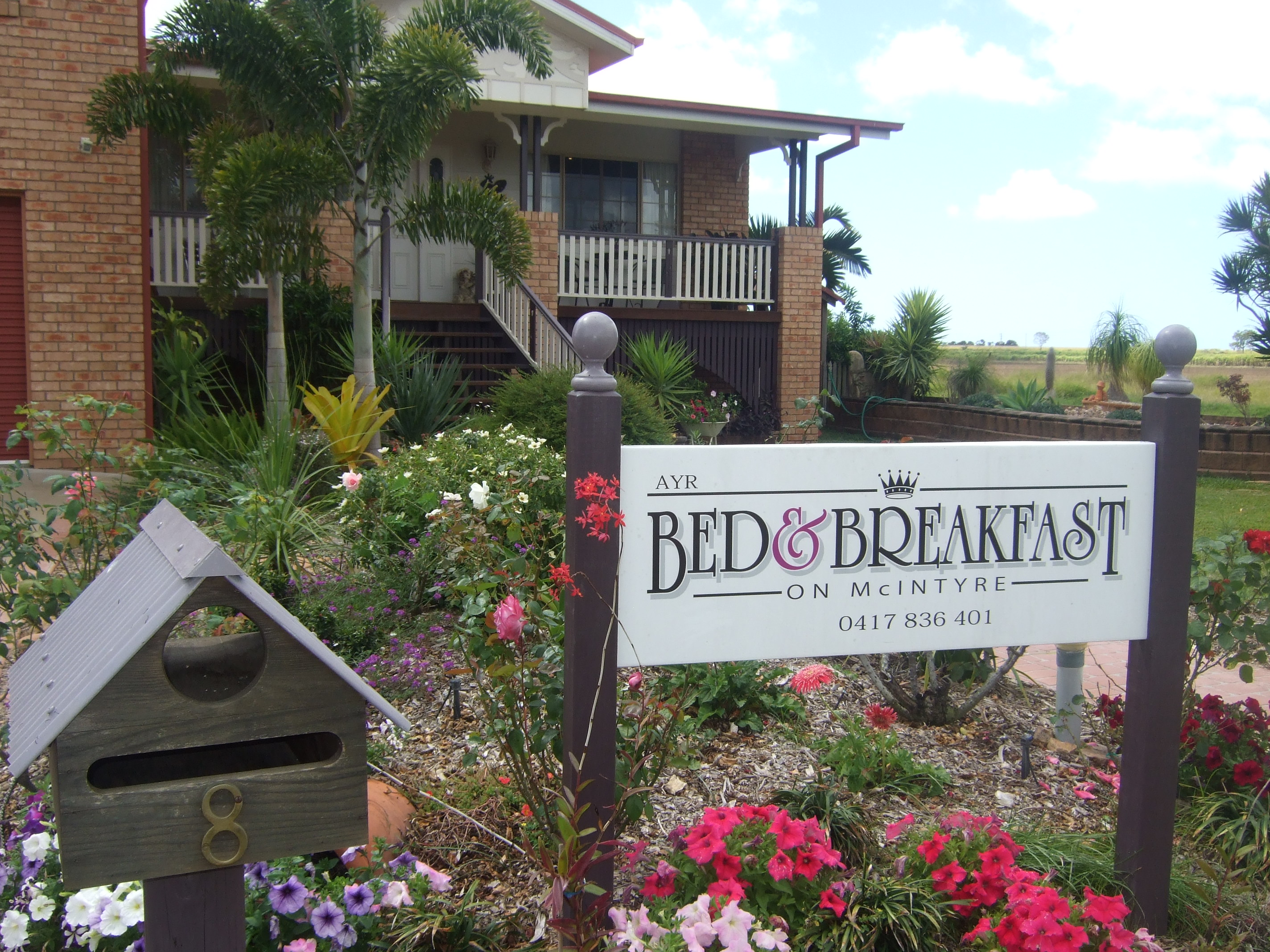 Ayr Bed and Breakfast on McIntyre